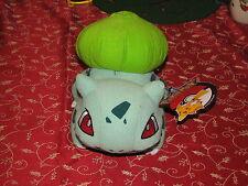 "Nintendo Pokemon Plush Stuffed Bulbasaur Doll Toy Factory NWT w Tag 2015 8"""