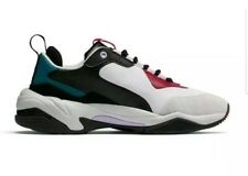 Puma Thunder Rive Droite Women's Size 9.5 Shoes White/Gray/Cherry 369452-02 NEW
