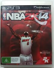 NBA 2K14 PS3 PAL Great Condition TESTED Playstation 3 Free Shipping