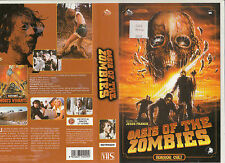 OASIS OF THE ZOMBIES (1983) VHS