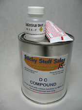 Professional DC Compound w/C.H. & MEK-P *silky smooth polyester filler* 1 Quart
