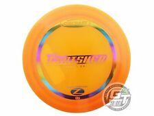 NEW Discraft Elite Z Punisher 170-172g Orange Sunset Foil Driver Golf Disc