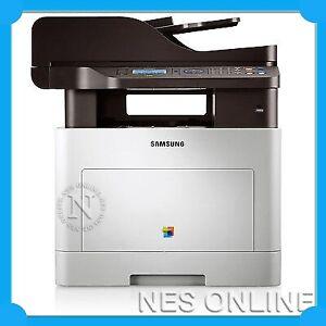 SAMSUNG CLX-6260FD 4-in-1 Color Laser Network MFP Printer+Duplexer 506 SC *RFB*