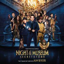 Secret Of The Tomb / O.S.T. - Alan Silvestri (2015, CD NIEUW)