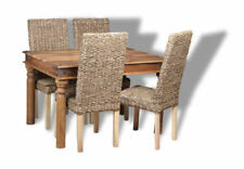 Contemporary Table & Chair Sets with 5 Pieces and 4 Seats