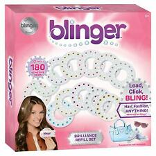 Blinger Brilliance 180 Round Gems Color Refill Set in a Variety of 11 Colors
