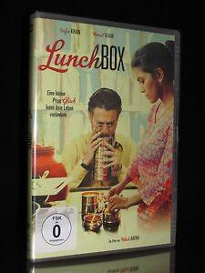 DVD LUNCHBOX - EINE KLEINE PRISE GLÜCK - BOLLYWOOD - ROMANTIK *** NEU ***