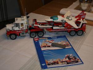 Lego Model Team 5591 Mach II Red Bird Rig Truck mit Bauanleitung