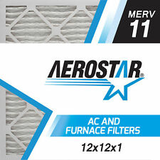 12x12x1  Air Filter by Aerostar - MERV 11, Box of 12