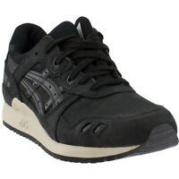 ASICS GEL-Lyte III Sneakers - Black - Mens