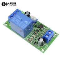 NE555 0~60 Seconds Delay Timer Time Switch Adjustable Time Relay Module DC 12V