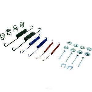 Drum Brake Hardware Kit-RWD, Rear Drum Rear Centric 118.43006