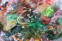 EMBELLISHMENT FIBRE Pk Mix appx 1/2 Mtr Ea over 50 AUTUMN Colour NjoyfullCrafts