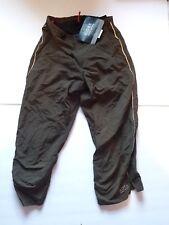 NEW Gore Bike Wear Women's Countdown Lady Cycling Pants 3/4 Olive Size XS Capri