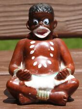 African Native Nodder Salt Shaker