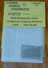 Plano Model Products HO #14773 SD24 Winterization Hatch Screens with Crossover W
