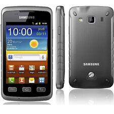 Samsung Galaxy Xcover GT-S5690 Titan Gray (Unlocked) Smartphone Refurbished