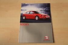 68787) Seat Leon Prospekt 03/2001