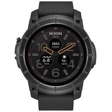 A1167001-00 Nixon The Mission Smart Watch 48 mm black