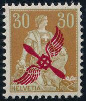 SCHWEIZ 1920, MiNr. 152, tadellos postfrisch, Mi. 320,-