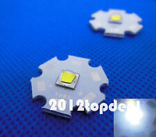 Hot Cree XLamp XML L2 10W LED Emitter White Color + 20mm Star Base PCB