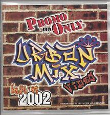 PROMO ONLY- DVD URBAN MIX VIDEO VOL. 1, Eminem,Busta Rhymes,Snoop Dogg,Ja Rule