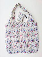 Reusable Foldable Shopping Bag Eco Animal Tote Handbag Fold Away Ladies Clip