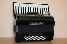 Royal Standard (Weltmeister) Meteor 80 Bass LMM Accordion Fisarmonica + Case