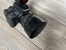 Canon EF 50 mm F/1.4 USM Objektiv + Zubehörpaket