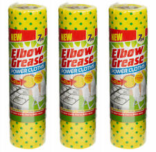 Elbow Grease Power Cloths Scrubbing Pads Absorbent All Purpose Cleaning Supplies