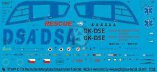 Peddinghaus 1/32 EC135 T2+ Czech Rescue Helicopter OK-DSE DSA (Krystof 5) 2299