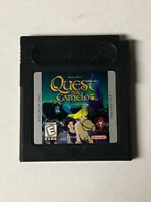 QUEST FOR CAMELOT GAMEBOY COLOR  GOOD