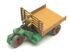 Vintage Dinky 27C Manure Spreader Motorcart Farm Hauler Made In England Diecast