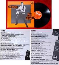 LP Peter Alexander: Rocky Tocky Baby (Bear Family BFX 15120) D 1984