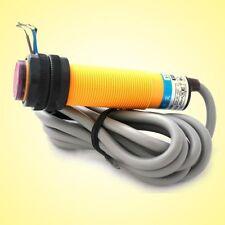 1pcs Photoelectric Switch 10V-30VDC 30cm Inductive NO NPN Optoelectronic Sensor