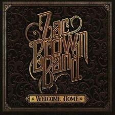 ZAC BROWN BAND CD (2017, Elektra) Welcome Home [Slipcase] *BRAND NEW* *SEALED*