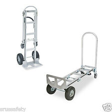 """Heavy Duty 57"""" Senior Aluminum 2-In-1 Convertible Hand Truck, Local Pickup Only"""