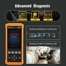 Landrover LAUNCH OBD2 Car Diagnostic Tool ABS SRS Airbag Engine Code Reader