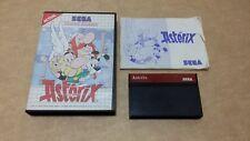 Asterix ( Sega Master System ) European Version