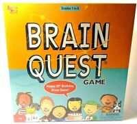 University Games BRAIN QUEST GAME - Grades 1 to 6 - SEALED