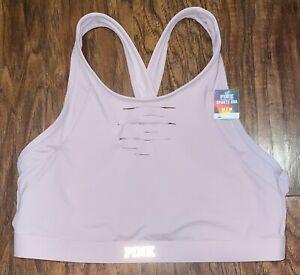 PINK Victoria's Secret Ultimate Sports Bra NWT Women's Medium Activewear Top