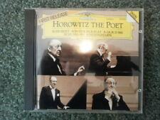 HOROWITZ The Poet Schubert Sonata In B Flat SCHUMANN Kinderszenen CD DGG NOT BMG