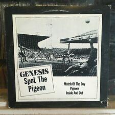 "[Rock/Pop]~Exc 12""~Ep~Genesis~Spot The Pigeon~[1977~Atlantic~Can ada~Blue Vinyl]~"