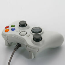 Durable Hot USB Game Pad Controller For PC Windows 7 8 10 XP White CA