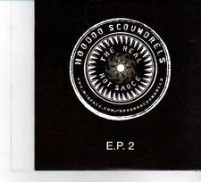 (DW397) HooDoo Scoundrels, The Real Hot Sauce EP 2 - 2008 DJ CD