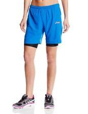 $0 ASICS Men's Fuji(tm) 2-N-1 Short Speed Blue/