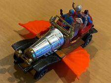 Vintage Husky Diecast Chitty Chitty Bang Bang car with orange wings