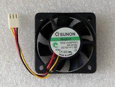 Sunon 50mm x 15mm MagLev Fan 3 Pin Connector Vapo Bearing 12V DC KDE1205PHV1