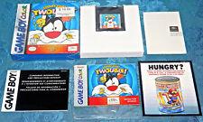 Nintendo Gameboy Color Game Boy Color Looney Tunes Twouble Complete GAME CIB NES
