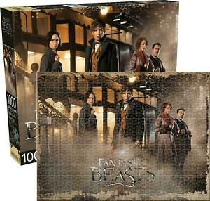 Fantastic Beasts Cast 1000 Piece Jigsaw Puzzle
